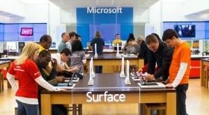 Microsoft Store KOP