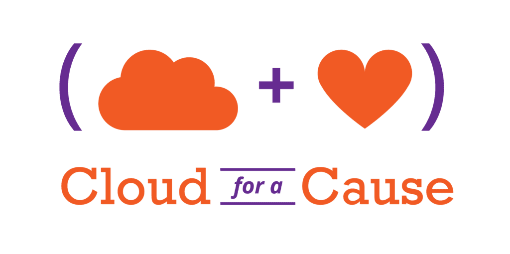 Help us give the Cloud for a Cause!