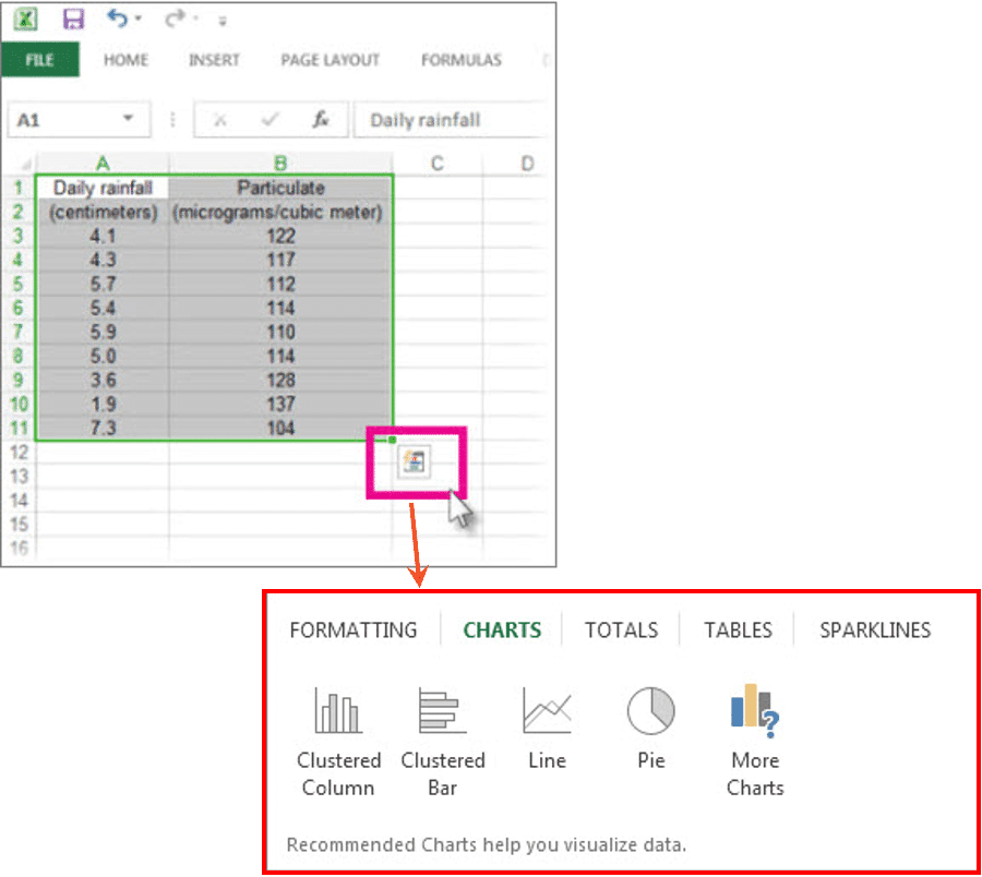 how to add data analysis in excel 2017