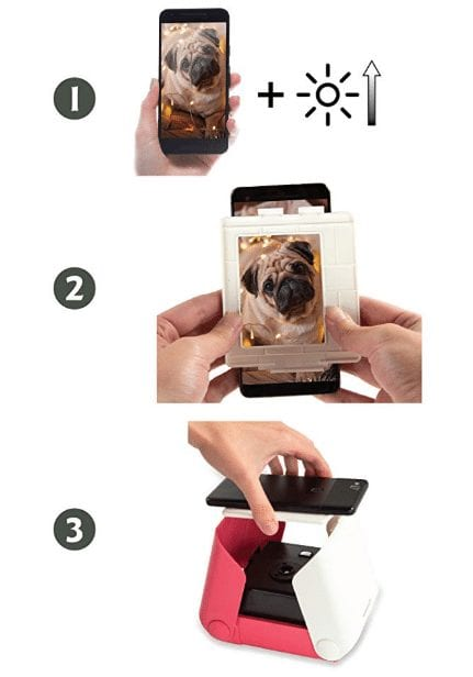 KiiPix Smartphone Picture Printer is the easy and portable way to let the fun last forever.