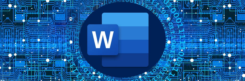 Microsoft Word and artificial intelligence