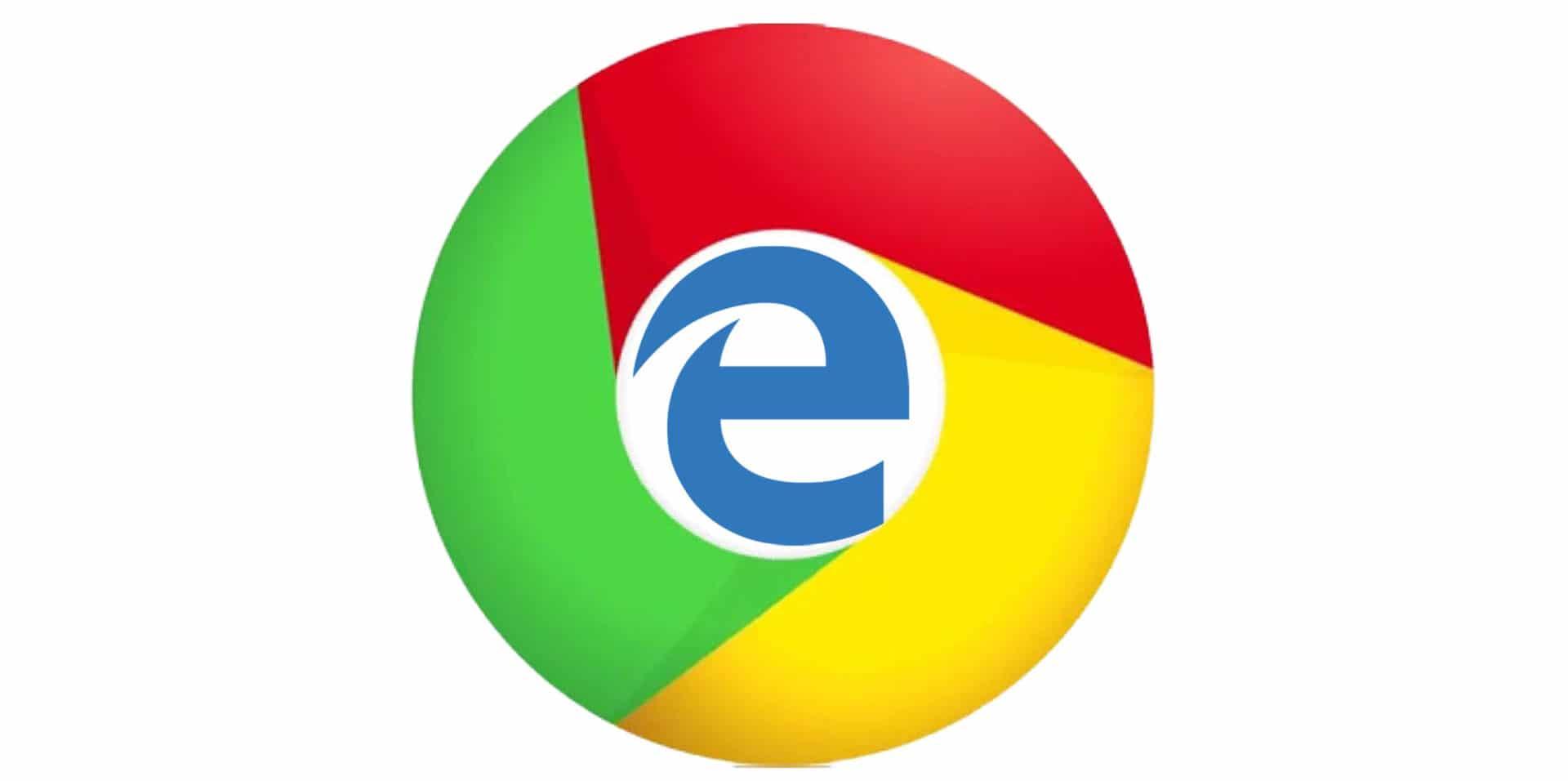 Microsoft Chromium Edge logo