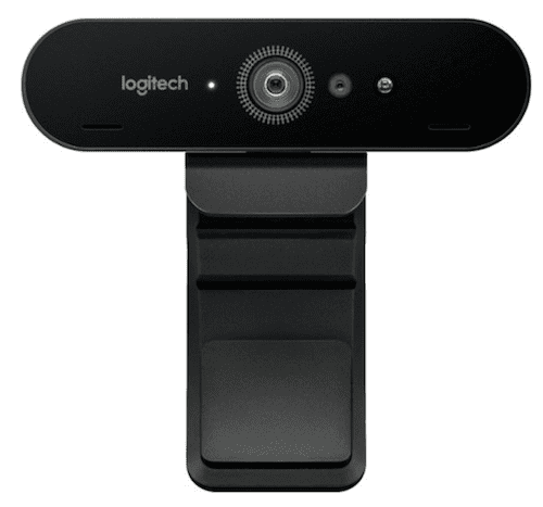 Logitech 4K Pro Webcam with 4K resolution