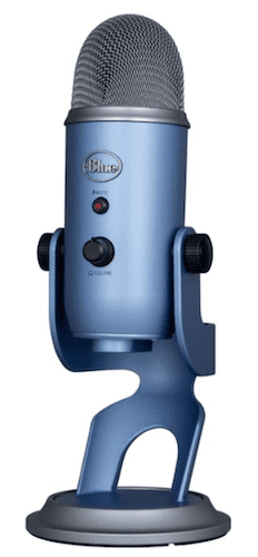 Yeti USB Blue Microphone