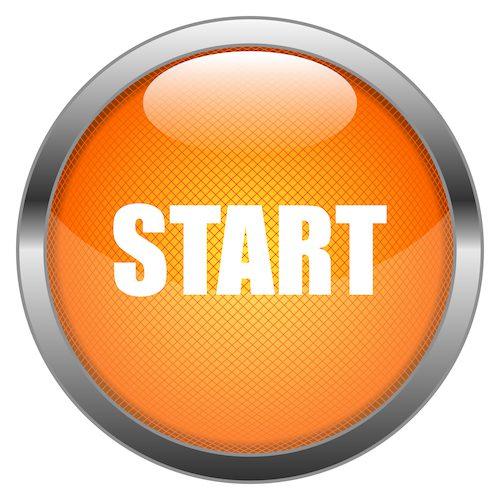 Start Menu button icon